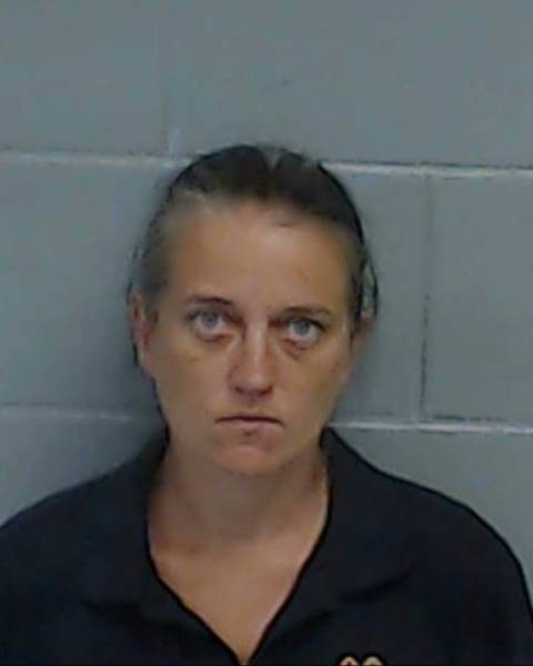 CHIPLEY WOMAN ARRESTED ON METH CHARGES