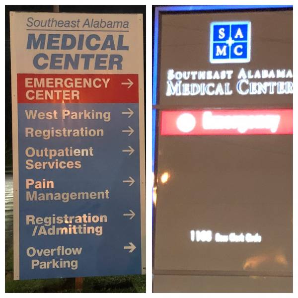 Name Change and Re-Brand Of Southeast Alabama Medical Center