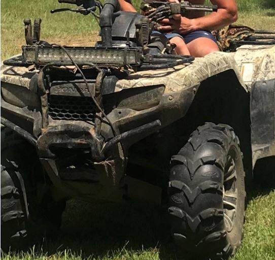 Washington County Sheriff's Office Looking for Stolen ATV