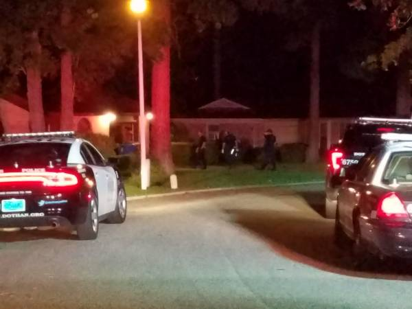 2:26 AM... Firearm Assault on Medera Court