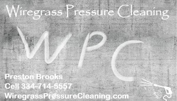 Wiregrass Pressure Cleaning