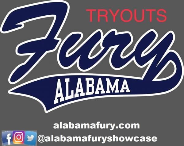 Alabama Fury Tryouts