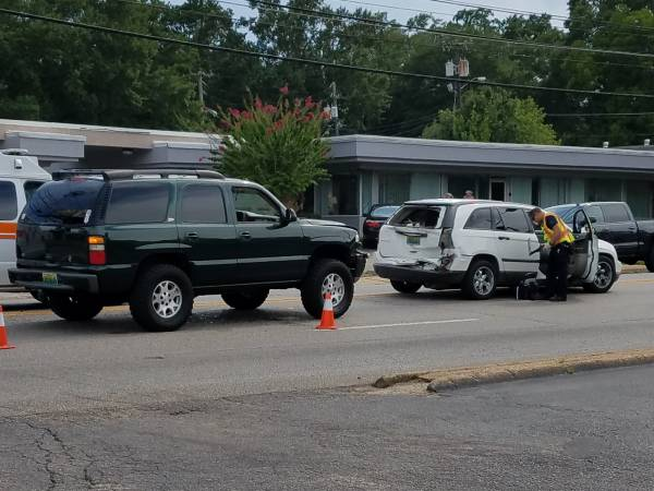 3:45 PM..Motor Vehicle Accident in the 1000 Block of West Main