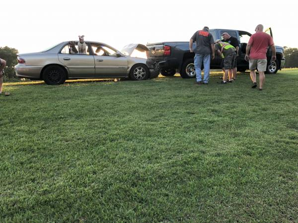 Late Afternoon Accident Highway 231 At Welcome Station