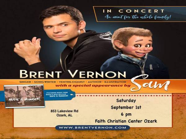 Family Concert to be Held in Ozark