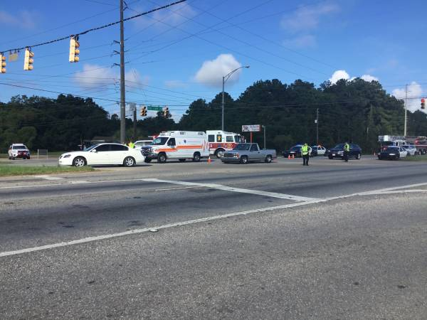 8:30 AM.   South Park and Ross Clark Circle - Dispatched As Serious Critical Injuries