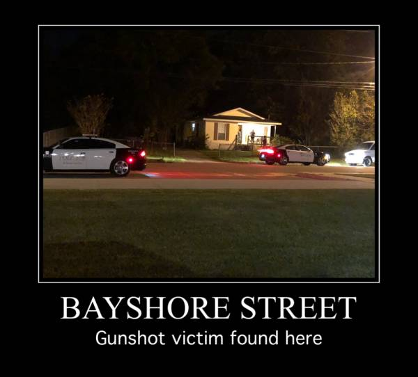 UPDATED @ 8:42 PM.  8:01 PM.  Shooting On Bayshore