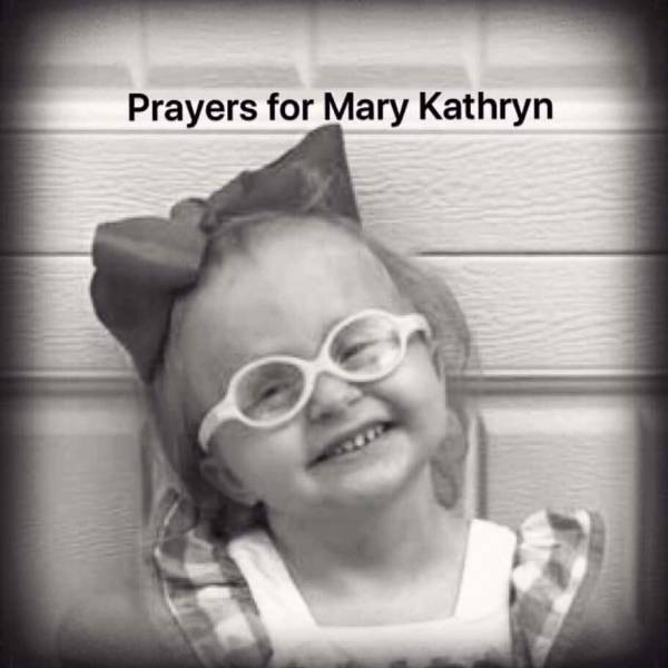 Little Eufaula Girl Needs Prayers