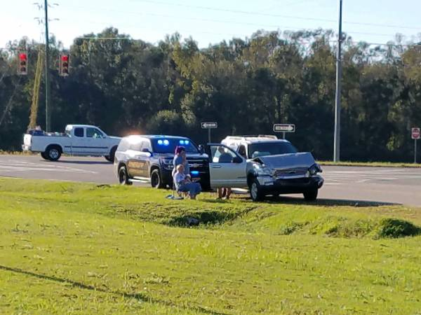 4:25 PM.. Minor Motor Vehicle Accident at US 231 and Stateline Road