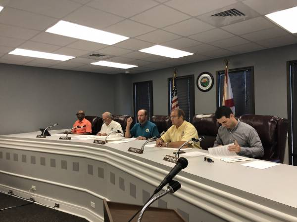 10:00 AM.  Houston County Commission Administrative Meeting