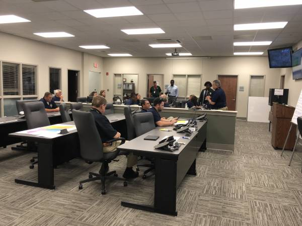 Alabama Emergency Management and Local Emergency Management Assessing Damage