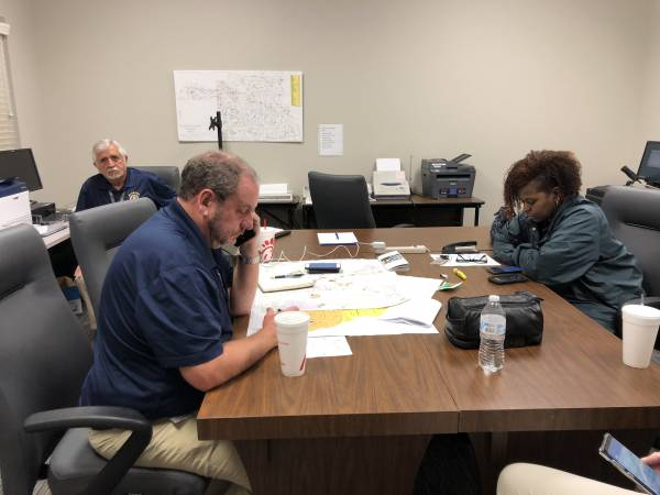 Dothan-Houston County EMA, Alabama EMA and FEMA Continue To Work