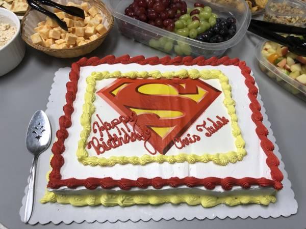 Happy Birthday To Chris Judah