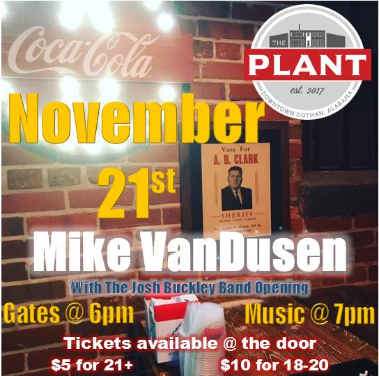 The Plant - THIS Wednesday!