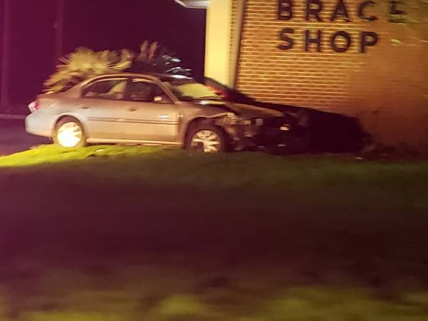 12:00 AM... Motor Vehicle Accident East Main at Plant