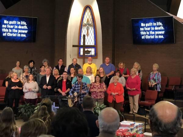 A Healthy Church - Memphis Baptist Church