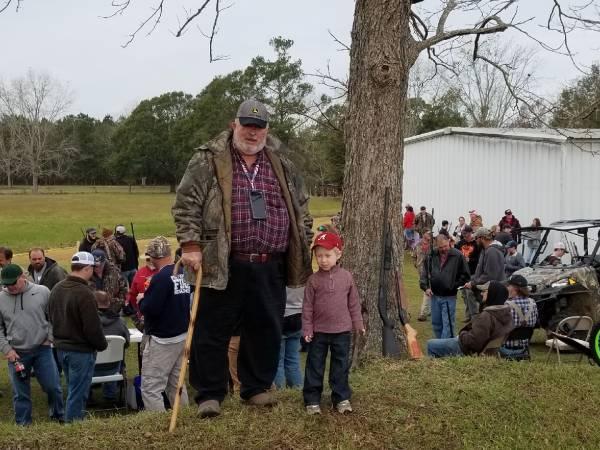 Hodgesville Volunteer Fire Turkey Shoot