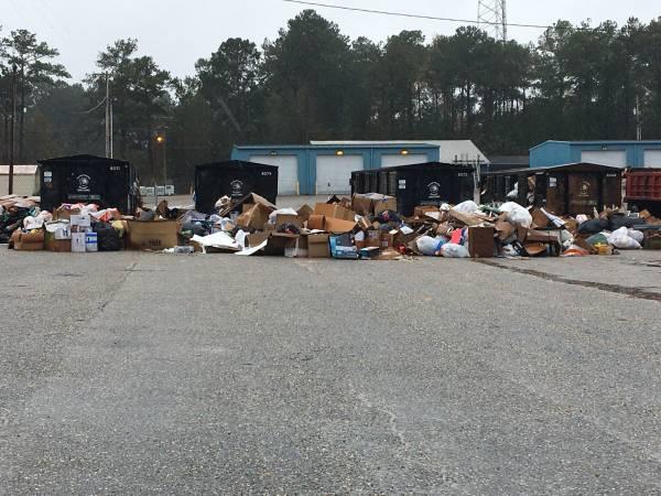 City Officials Close Recycling Convenience Sites