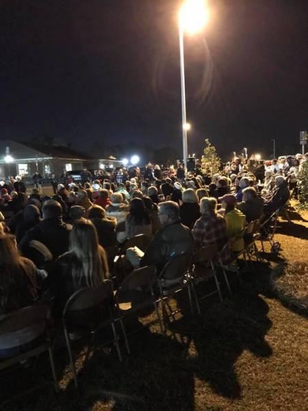 Wonderful Turnout At The Angel Of Hope Annual Vigil