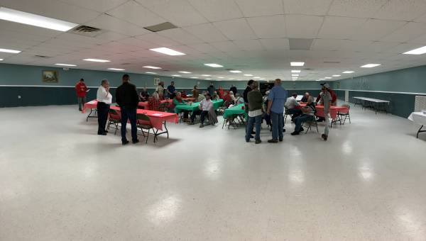 Houston County Fire Association Christmas Party