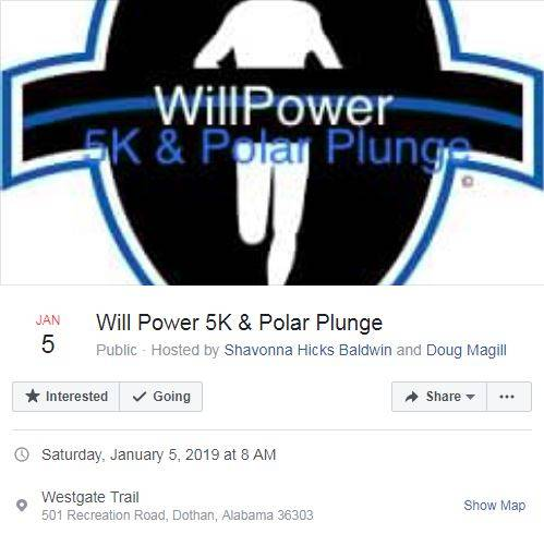 Will Power 5K & Polar Plunge