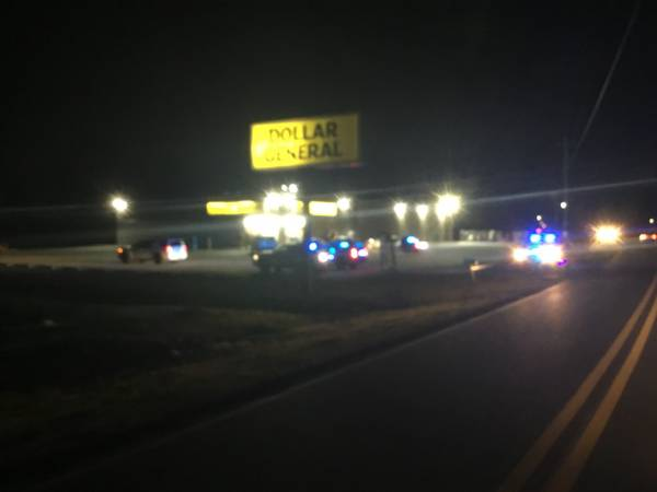 UPDATED @ 11:00 PM.   10:10.  Midland City Armed Robbery