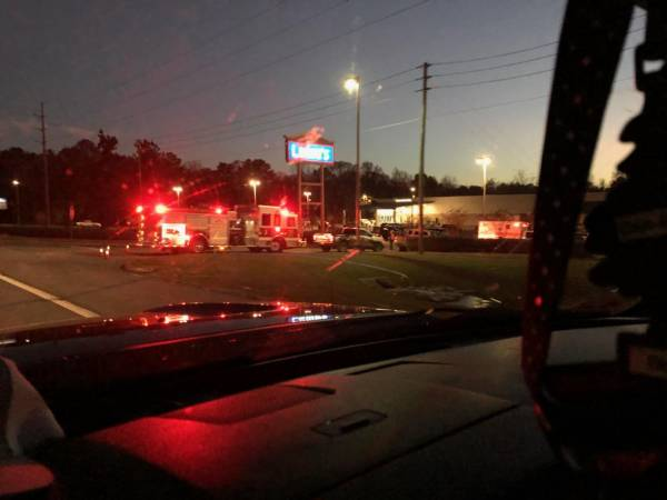 5:11 PM Minor Motor Vehicle Accident at Hartford and the Circle