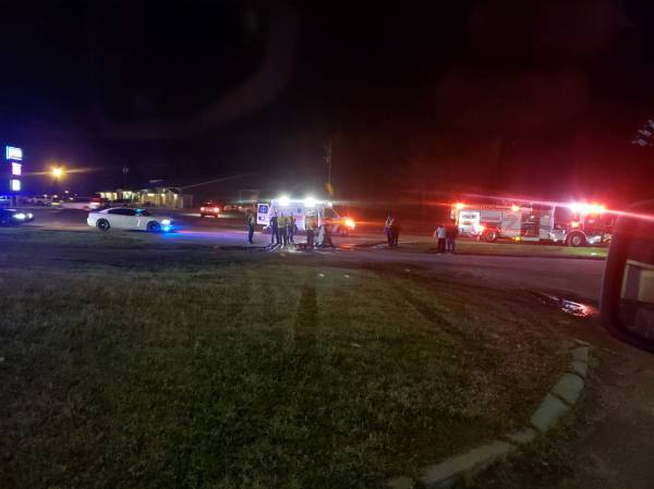 UPDATED 1/5/19 @ 1:30 PM..  BREAKING NEWS.   9:42 PM.   Pedestrian Struck By Motor Vehicle On 231 South