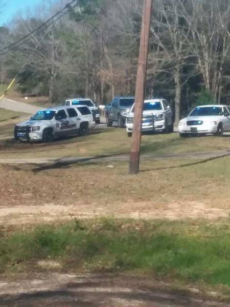 UPDATED @ 3:30 PM.  1:15 PM.  DEVELOPING.   Dale County Manhunt