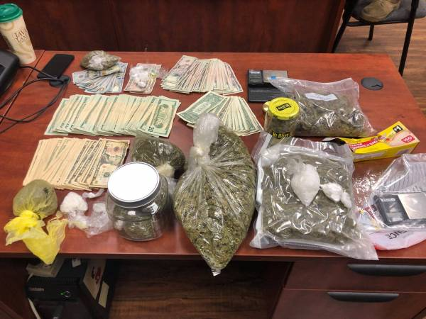 Search Warrant Lands One in Jail on Drug Charges