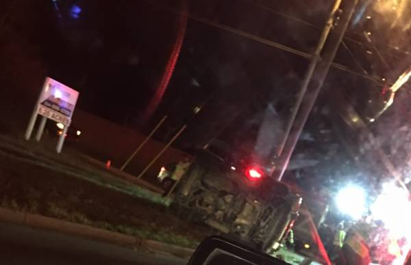 6:21 PM... Motor Vehicle Accident at John D Odom and Murphy Mill Road