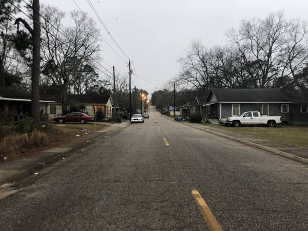 UPDATED at 2:32  PM... Murder On West Powell Street in Dothan In Early Morning Hours