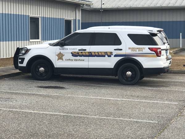 UNSCHEDULED Visit At Barbour County Sheriff Department