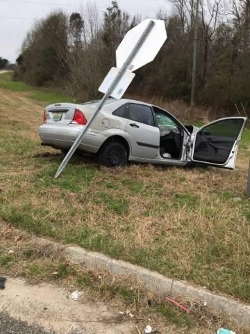 2:50 pm   Motor Vehicle Accident On Highway 84 East At Glenn Forrester Road