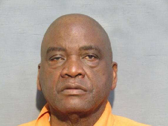 Former Gordon Mayor Elbert Melton IN CUSTODY and Handcuffs