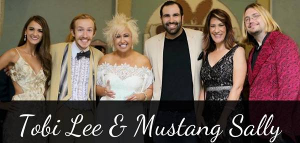 Tobi Lee and Mustang Sally Coming to Cowboy's