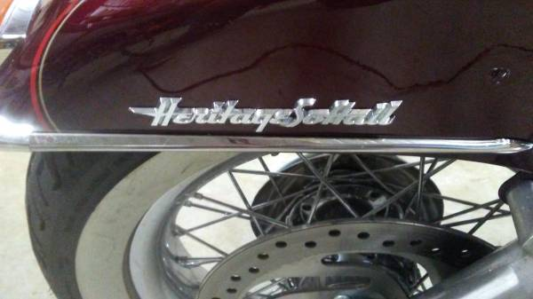 Save $$$ on this 2017 Heritage Softail For Sale
