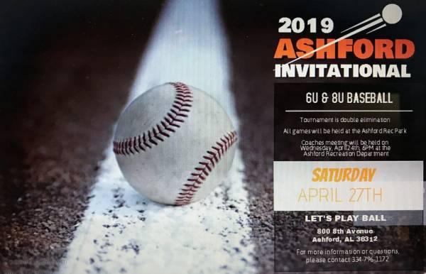 2019 Ashford Invitational