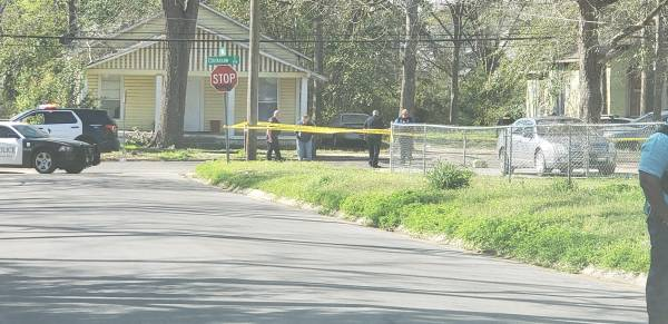 08:44 AM. DEVELOPING.  Firearm Assault Montana and Chickasaw Street