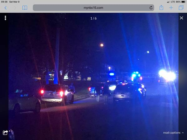 Officer involved shooting: Suspect shot after leading Prichard police on high-speed chase
