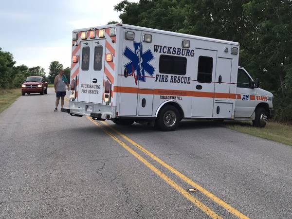 How Dare Wicksburg Fire - Rescue
