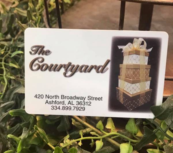 TUESDAY Re-Grand Opening Of The Courtyard Ashford