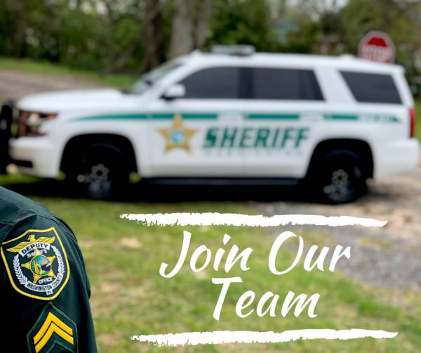 Washington County Sheriff Seeks Qualified Candidates For Employment
