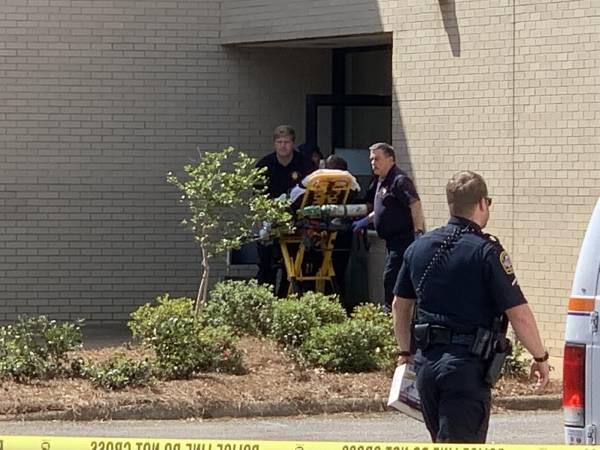 11:26 AM   Gunshot Victim Appears In Docket Room of Dothan Police Department