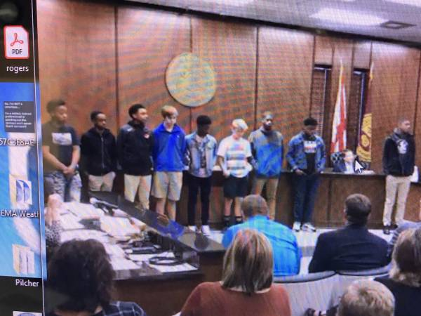 Dothan Commission Meeting For April 2 2019