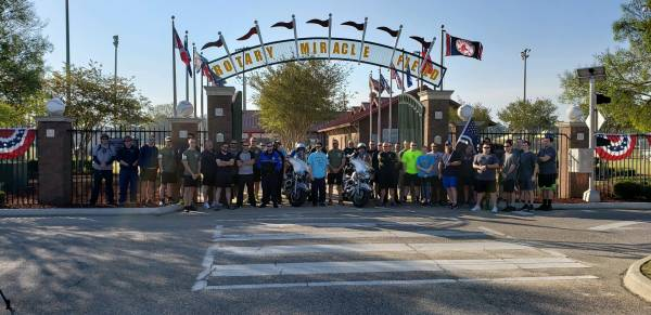 43rd Annual Law Enforcement Torch Run for Special Olympics