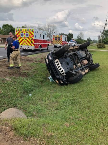 4:39 PM.  Geneva County Motor Vehicle Accident