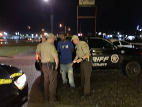 10:58 PM.    Wanted Rape Suspect Apprehended In Dothan