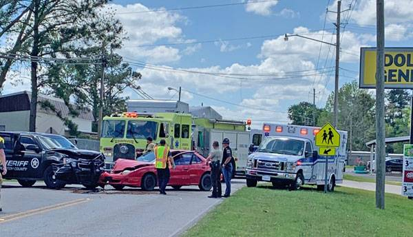 1:10 PM... Motor Vehicle Accident in Rehobeth