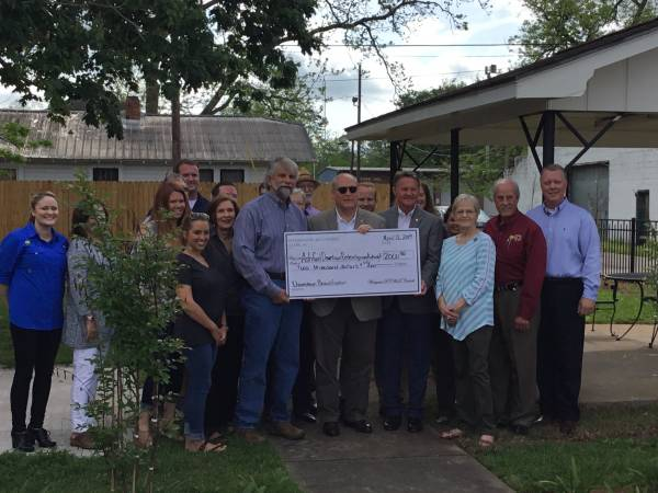 Ashford Recieved Grant Money to Help with Revitalize McArthur Park